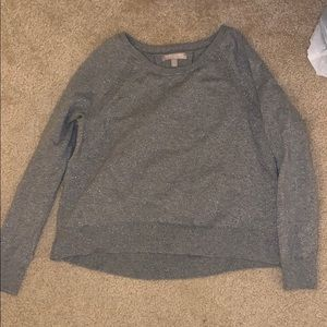 Banana Republic sparkly sweater
